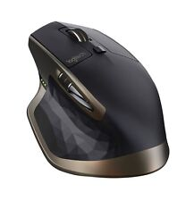 Logitech MX Master kabellose Maus - Windows Mac schwarz (Bluetooth, Unifying) 02