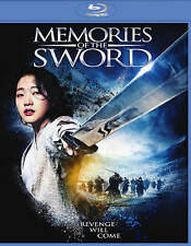 Memories of the Sword [Blu-ray]--BRAND NEW FACTORY SEALED-B14