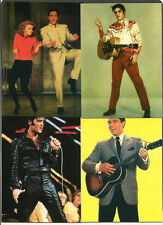 Elvis Presley Set Of 16 Full Colour Postcards SUPERB!