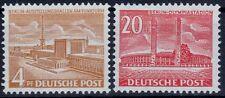 == BERLIN Bauten Mi. 112-113 **, Kat. 70€ ==
