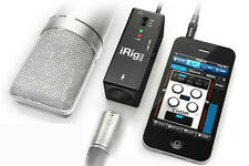 IK Multimedia iRig Pre for iPhone/iPod touch/iPad and Android Devices