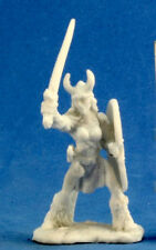 1 x INGRID VIKING - BONES REAPER figurine miniature jdr d&d female barbare 77225