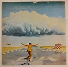 Manfred Mann's Earth Band Watch LP España oritinal 1978 con funda interior