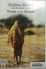 Tears of the Desert by Halima Bashir: Unabridged Cassette Audiobook (L4)