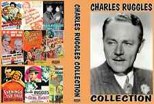 CHARLES RUGGLES PRE-CODE COLLECTION