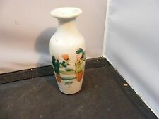 antique chinese famille rose  porcelain vases