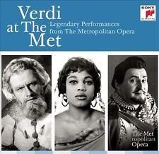 Verdi at the Met: Legendary Performances, New Music