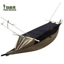 Waterproof Multi-functional Camping Tent Hammock by Free Soldier