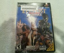EverQuest Online Adventures Sony PlayStation 2 PS2 FACTORY SEALED!!!! NEW!!!