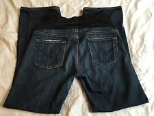 Citizens of Humanity Belly Panel Bootcut Maternity Designer Jeans Size 29 X 28