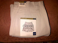 GAP CLASSIC FULL FIT REGULAR LENGTH STONE SHORTS - BNWT