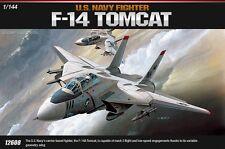 1/144 U.S. NAVY FIGHTER F-14  Academy 12608 Model kit