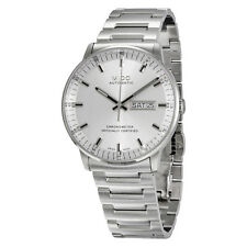Mido Commander II Automatic Silver Dial Stainless Steel Mens Watch