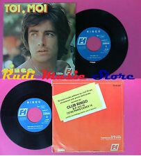 LP 45 7'' RINGO Toi, moi Une rose en enfer 1977 france FORMULE 1 no cd mc dvd