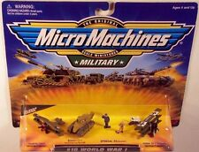 Military Micro Machines 1999 #18 WORLD WAR I MOC Galoob