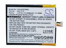3.8v BATTERIA PER ACER e39 Liquid e700 Liquid e700 bat-p10 Cella Premium Triple