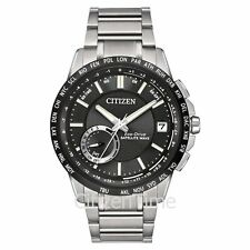 -NEW- Citizen Satellite Wave - World Time GPS Eco-Drive Watch CC3005-85E
