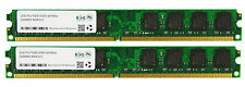 4GB (2x2GB) DDR2 667MHz PC2-5300 PC2-5400 DDR2 667 (240 PIN) DIMM Desktop Memory
