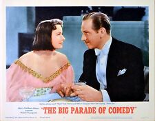 BIG PARADE OF COMEDY 1964 Greta Garbo, Melvyn Douglas NINOTCHKA LOBBY CARD #6