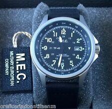 Orologio  M.E.C.  TF-45X Italia BK MEC
