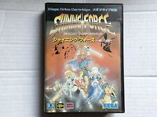 Sega Mega Megadrive Vtg Game #retrogaming Shining Force Complete Map