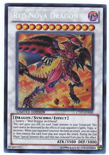 YUGIOH • Drago Nova Rossa Red Dragon • RARA SEGRETA