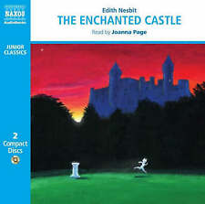 THE ENCHANTED CASTLE EDITH NESBIT 2 X CD CHILDRENS AUDIO BOOK