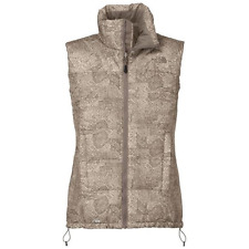 NWT The North Face Women's Novelty Nuptse Vest, Size L Large $160