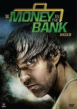 WWE: Money In The Bank (2015)