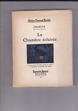 COLETTE - La Chambre éclairée - Illustré par PICART LE DOUX
