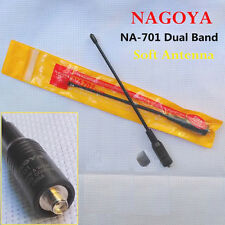NA-701 SMA-F144/430MHz NAGOYA Dual Band Antenna for baofeng UV-5R 5R plus Radio