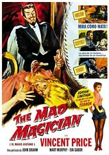 THE MAD MAGICIAN (EL MAGO ASESINO)