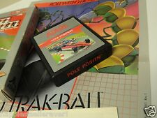Complete Atari 2600 Game Pole Position Error Variant Misprint Video Game System