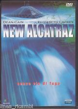 DVD Film: New Alcatraz, senza via di fuga - USA 2000