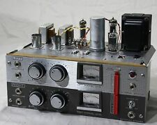 Roberts Stereo Tube Amplifier Single Ended from Reel to Reel Tape Recorder Amp