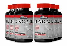 Boost Ageless Male Sex Tablets - Longjack  2170mg - Organic Maca 6B