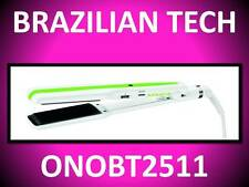 "ONE 'N ONLY BABYLISS PRO 1"" BRAZILIAN TECH KERATIN HAIR STRAIGHTENER FLAT IRON"