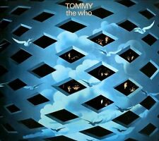 THE WHO Tommy [Super Deluxe Edition] (3-CD + Blu-ray 2013 Box Set) Sealed New