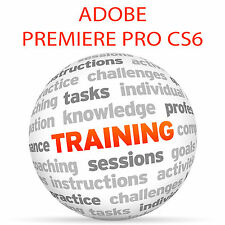 Adobe PREMIERE PRO CS6 - Video Training Tutorial DVD