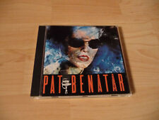CD Pat Benatar - Best shots - 1989 - 15 Songs incl. Love is a battlefield