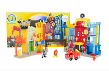 Fisher Price Rescue City Center Imaginext Interactive Electronic Toy Tech Action