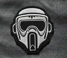STORM TROOPERS STAR WARS DARTH VADER  HELMET MORALE HOOK PATCH