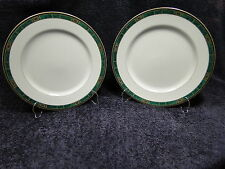 """Wedgwood Fairfield Dinner Plate Embassy Collection 11"""" TWO"""