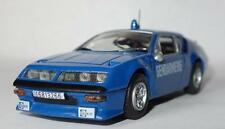 DeAgostini 1:43 Alpine Renault A310 French police cars of the world