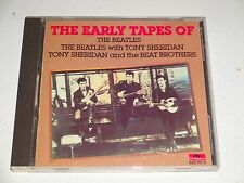 CD The Beatles Tony Sheridan: The Early Tapes 14 Tracks(1984 Polydor Germany)