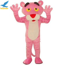 Top Sale 2017 New cartoon Pink Panther Mascot Costume party game Fancy Dress