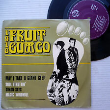1910 FRUITGUM CO Singapore 4 song 45 EP PS 1968 PYE Bubblegum e0121