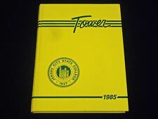 1985 TOWER JERSEY CITY NEW JERSEY STATE COLLEGE YEARBOOK - GREAT PHOTOS - YB 125