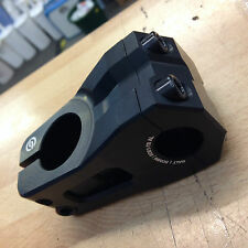 Salt Plus Zero bmx stem front load black custom profile 1 1/8 S&M sunday