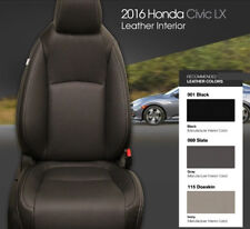 HONDA CIVIC LX/EX/DX/SE 2012-2015 LEATHER INTERIOR KIT- ALL COLORS